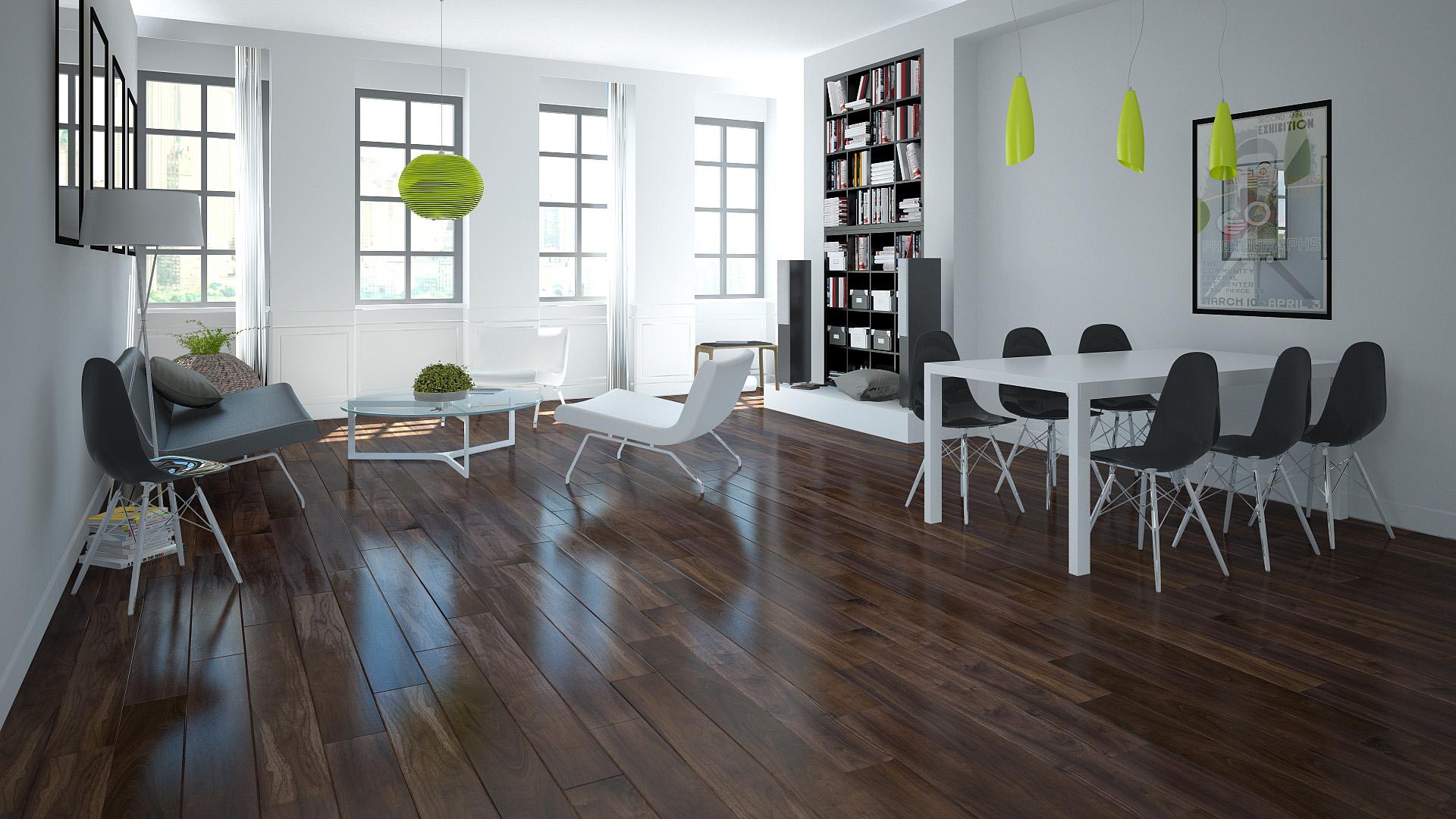 Jakie drewno na podłogę?